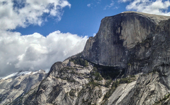 Half Dome Conditions Update: 5/13/15