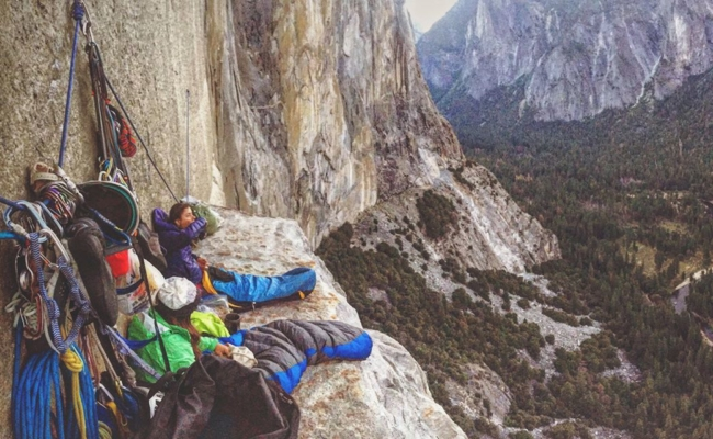 Awake on El Cap – The Nose