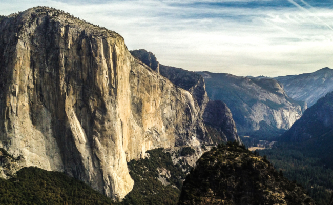 Accident Report: Dropped Haul Bag, El Cap