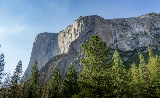Accident Report: East Ledges, El Capitan