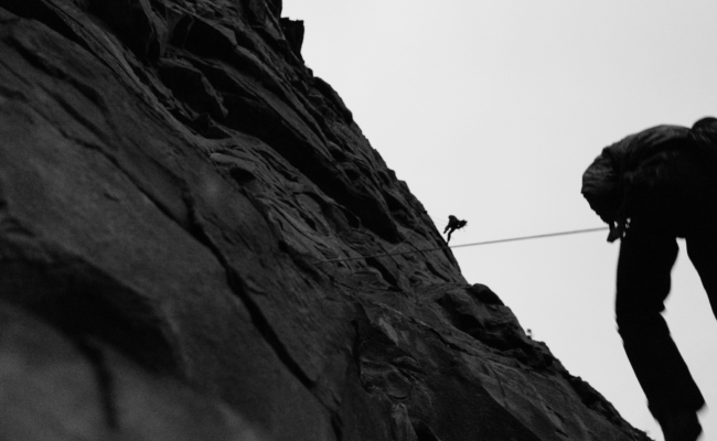 Accident Report: Rappelling Near Misses